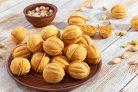 Тесто для орешков в орешнице
