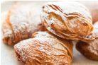 Неаполитанское слоеное пирожное Сфольятелле