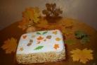 Торт Листопад