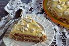 Миндальный торт (оригинальный рецепт)