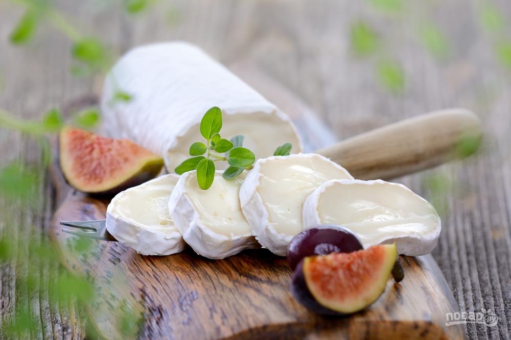 Салат Mild готовим с козьим сыром