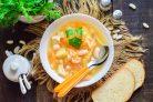 Фасолевый суп для детей