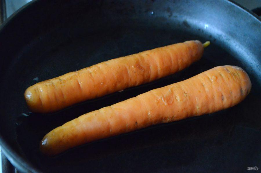 """Хот-дог """"Морковка"""" (мастер-класс)"""