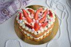 Медовый торт Сердце