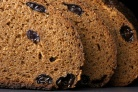 Ржаной хлеб с сухофруктами