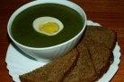 Суп из шпината для похудения