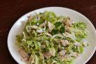 Рецепт салата с пекинской капустой и курицей