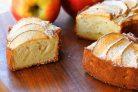 Яблочный пирог на рисовой муке
