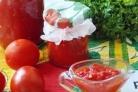 Заправка из помидоров на зиму