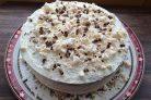 Бисквитный торт Панчо