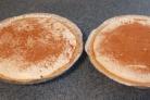 Пирог с арахисовым маслом