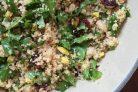 Детокс-салат с кускусом