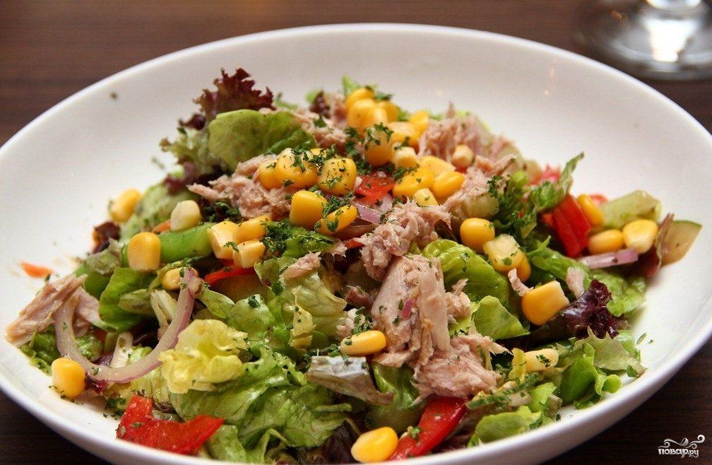 новогодние рецепты салатов без майонеза