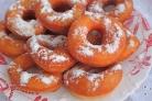 Пончики дрожжевые