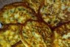 Сырные блинчики