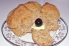 Ирландский овсяный хлеб