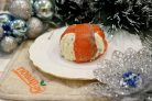 Праздничная закуска с семгой