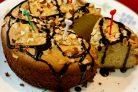Простой рецепт кекса в микроволновке