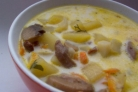 Суп грибной из белых грибов