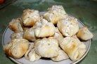 Печенье Конвертики с творогом