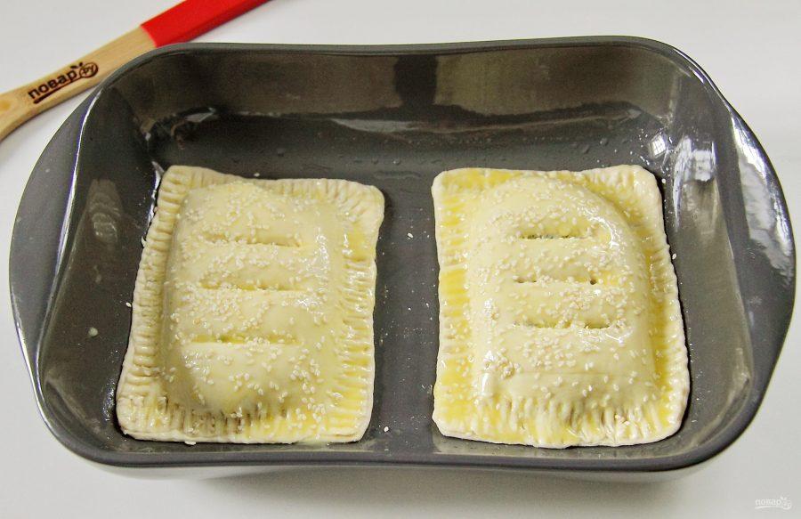 Рыба, запеченная в тесте в духовке